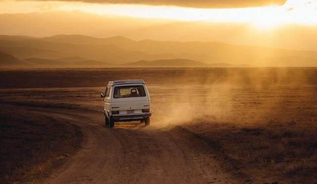 Wakacyjna jazda samochodem