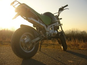 motocykle Wrocław